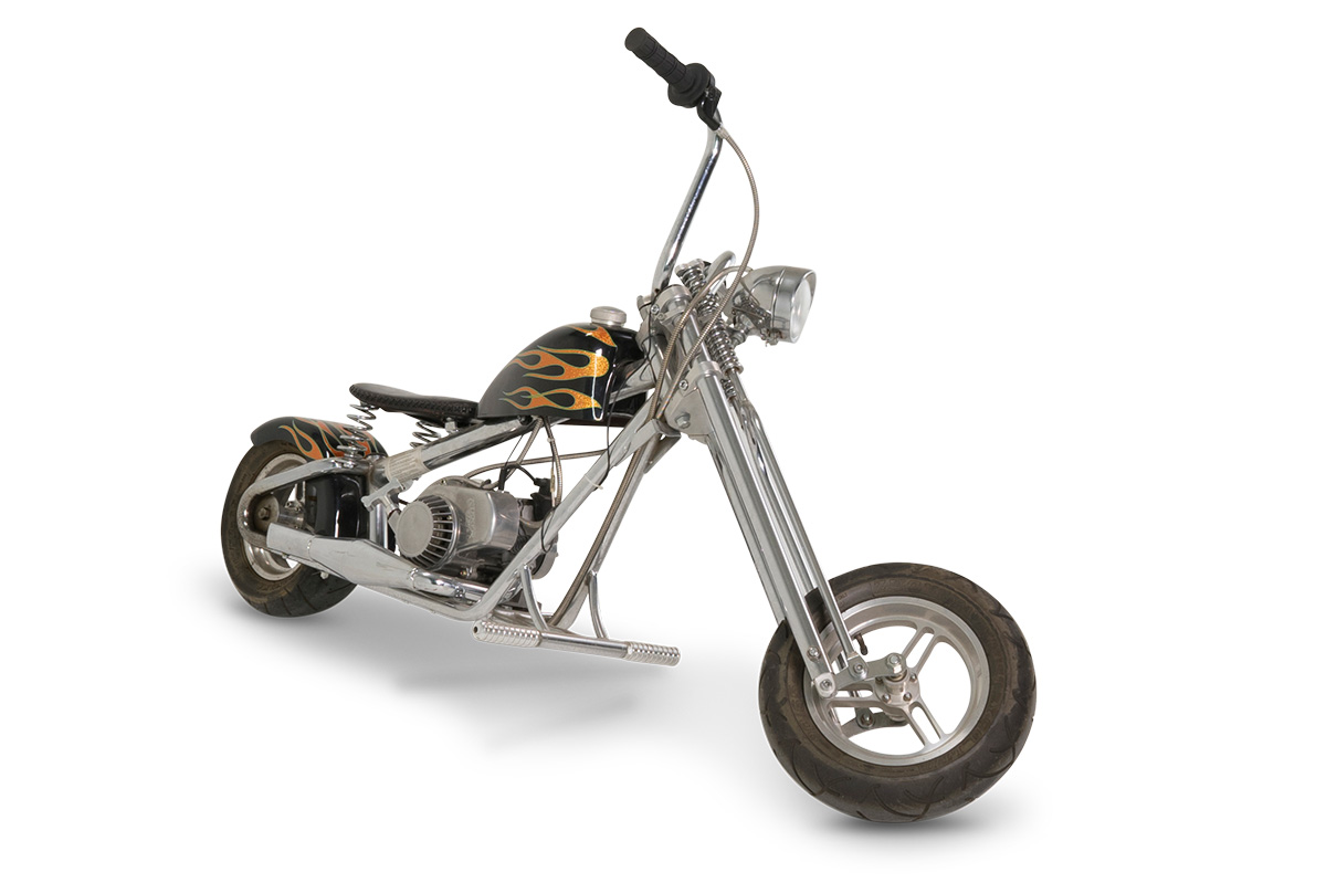 57-Pocketbike-Eigenbau