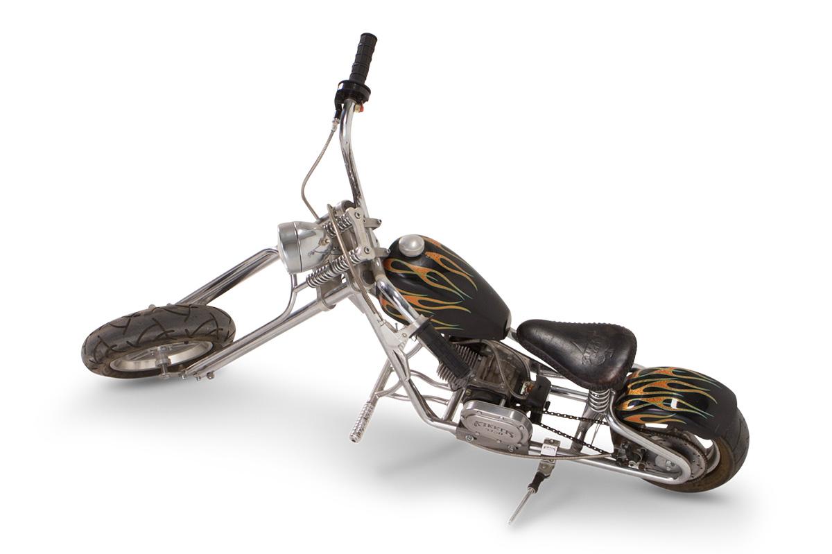 60-Pocketbike-Eigenbau