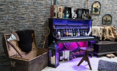 Fotostudio Set Bar