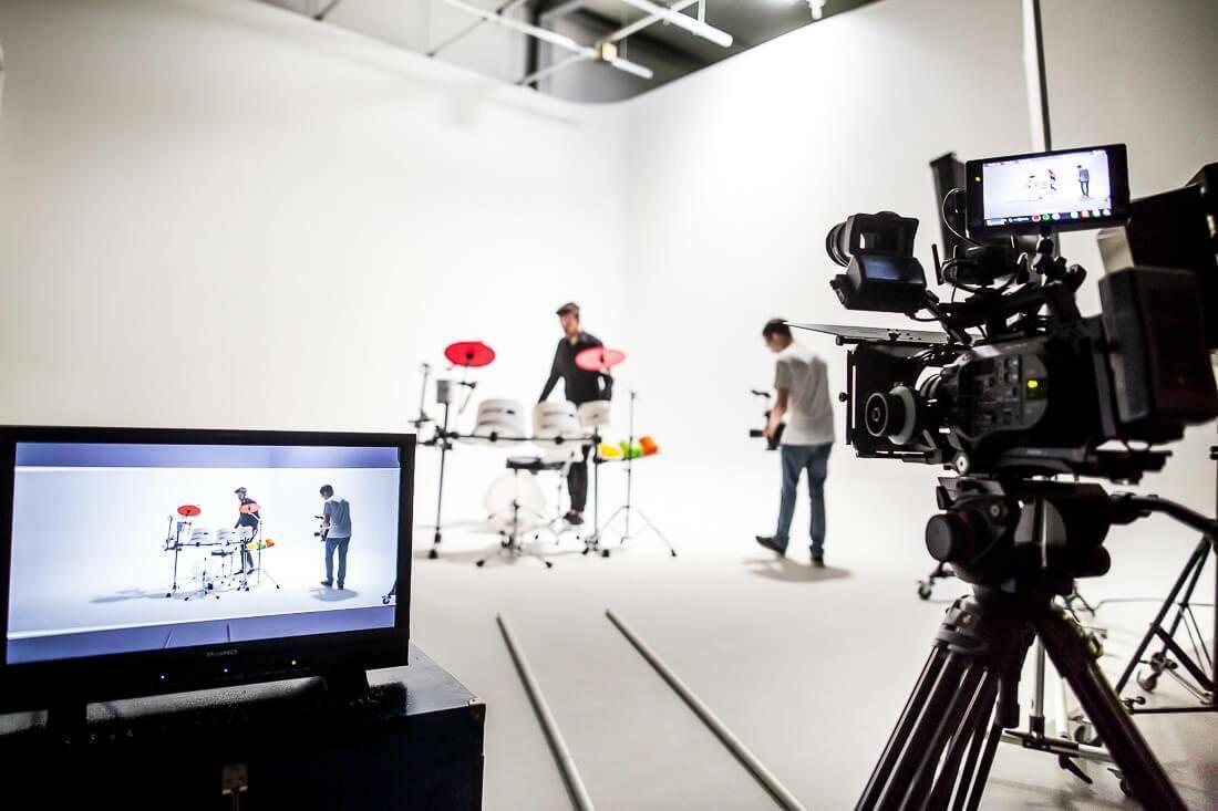 Studio Musikvideo buchen