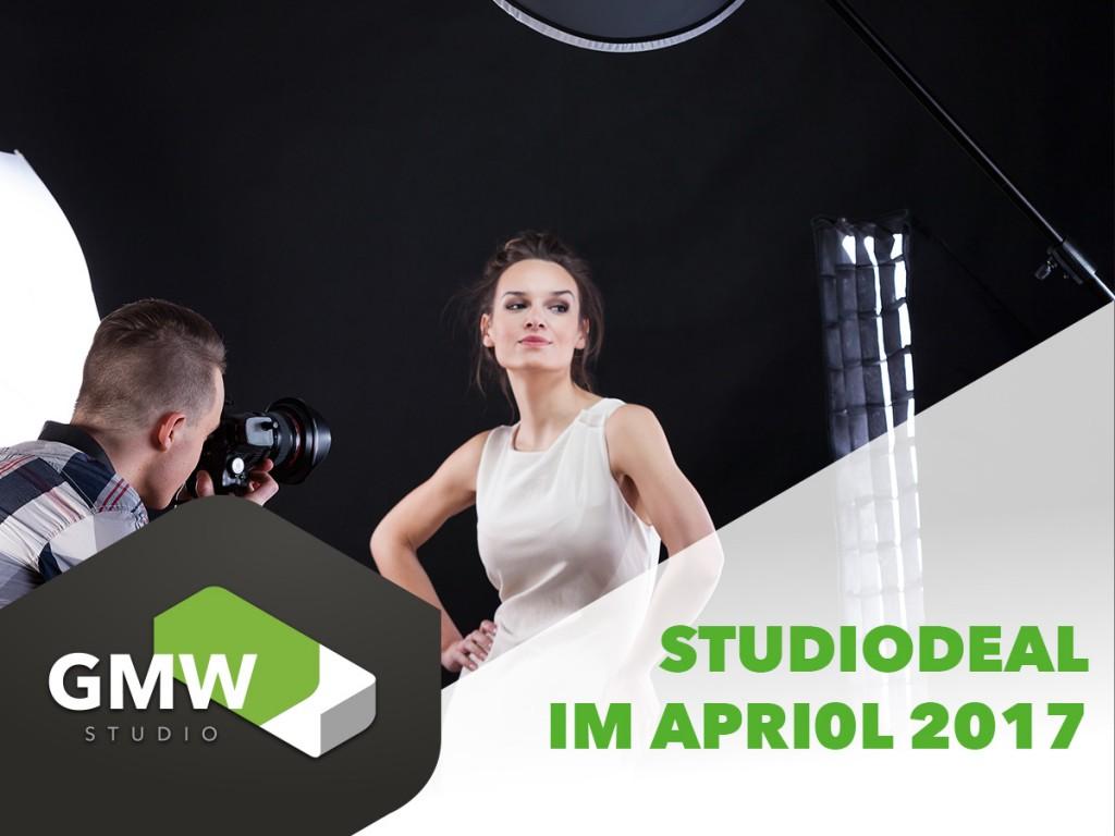 GMW Studiodeal April